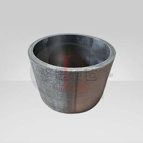 热室总程安装整体圆筒 无缝拼装 碳毡 保温