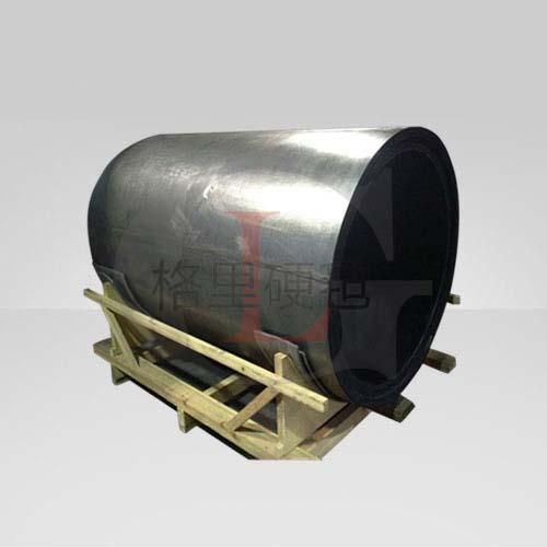 圆筒型保温层 无缝拼装 碳毡 保温 隔热 环保