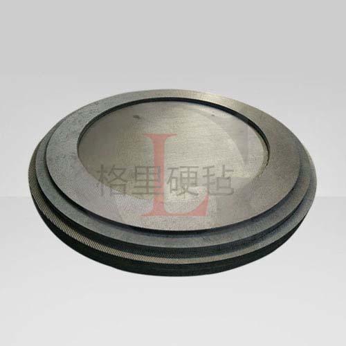 高品质热室总程安装圆筒 碳毡 复合硬毡
