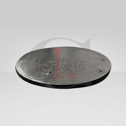 碳毡圆盘 传统复合毡 自支撑性 热导系数低