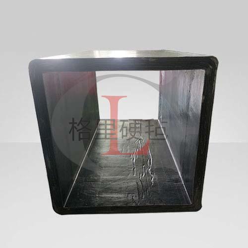 增强复合板方形筒 热室总程安装 无缝拼装