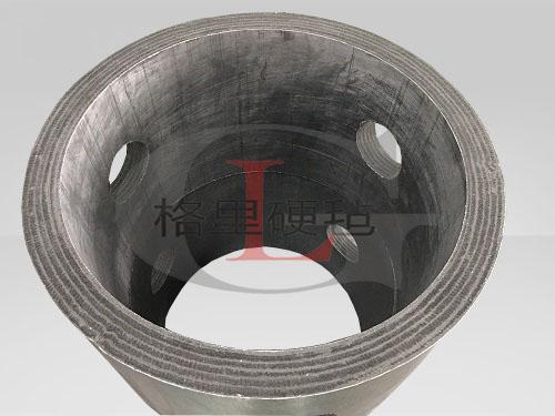 热室总程安装整体圆筒